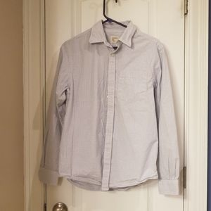 Old Navy mens small button down dress shirt
